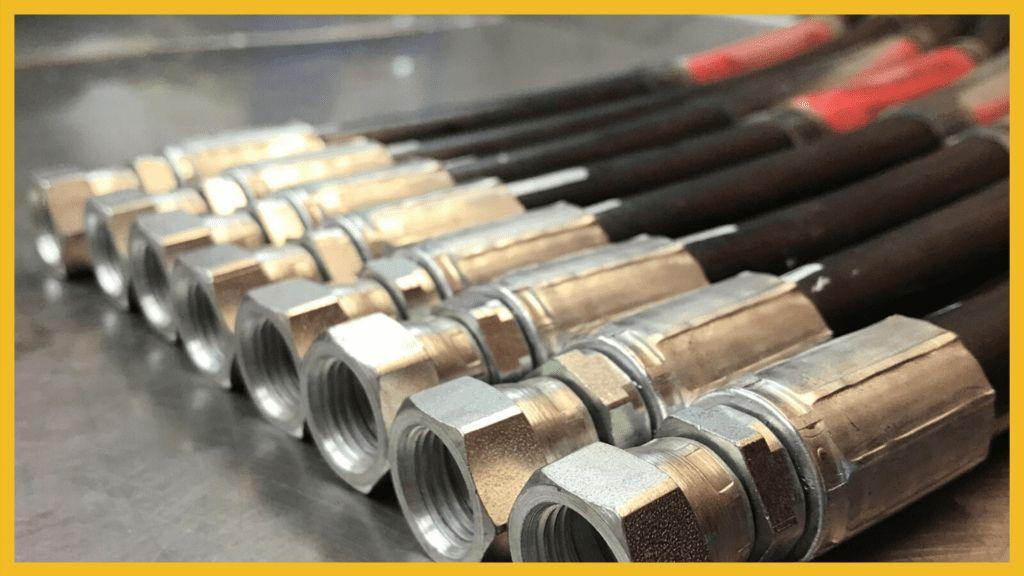 pressure testing hoses