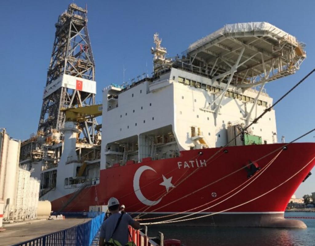 Deepsea Metro 2 - Drillship