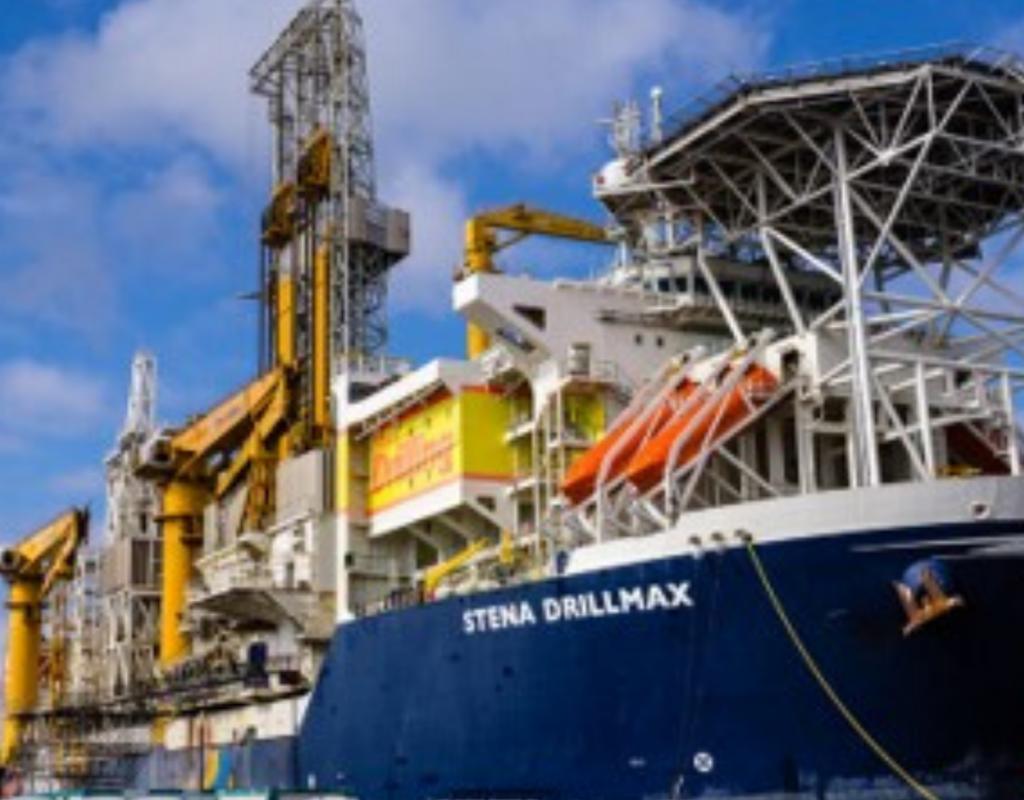 Stena Drillmax - Drillship